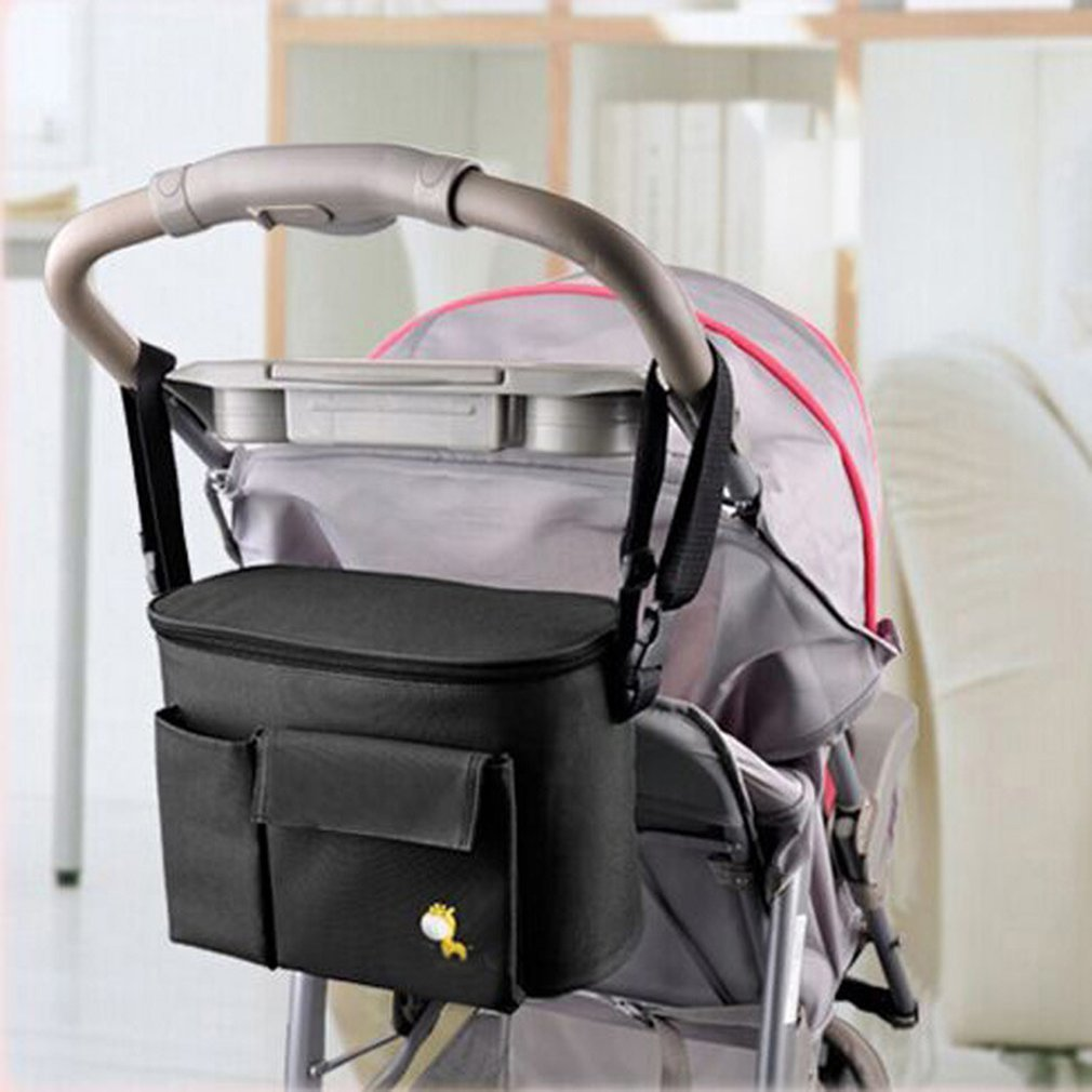 Fashion Baby Nappy Bag Brand Large Capacity Portable Thermal Bag Travel Baby Stroller Mummy Maternity Nursing Bag for Baby Care