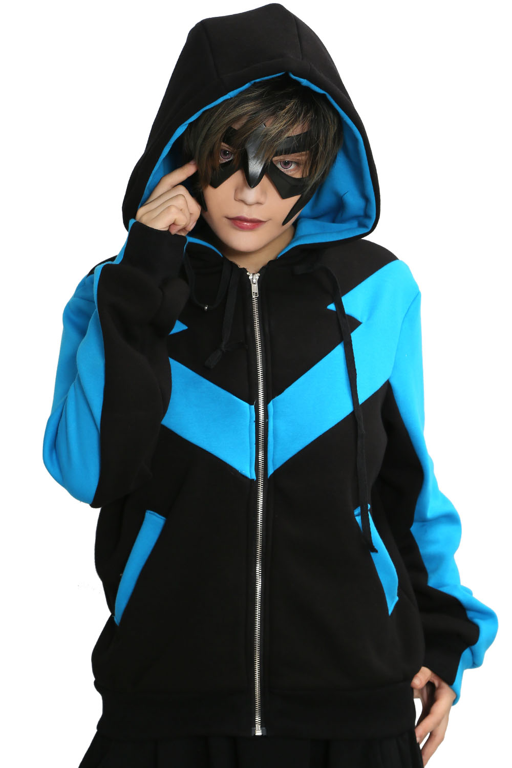 Nightwing Cosplay Costume Reviews - Online Shopping Nightwing ...