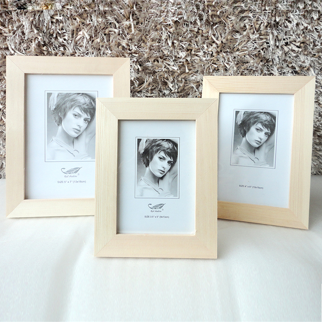 Origin Factory Wood Picture Frame 4x6 Inch (10x15cm frames)-in Frame on