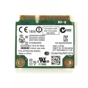 Image 3 - Intel Wireless N 6205 62205 ANHMW SCHEDA di 300 Mbps Mini PCI E 2.4G + 5G WIFI scheda di rete wireless HP EliteBook 8470 p 8770 W SPS 695915 001