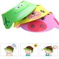 Animal Adjustable EVA Soft Baby Shampoo Shower Cap Wash Hair Shield Direct Visor Hat Baby Care Bath Protection For Kids