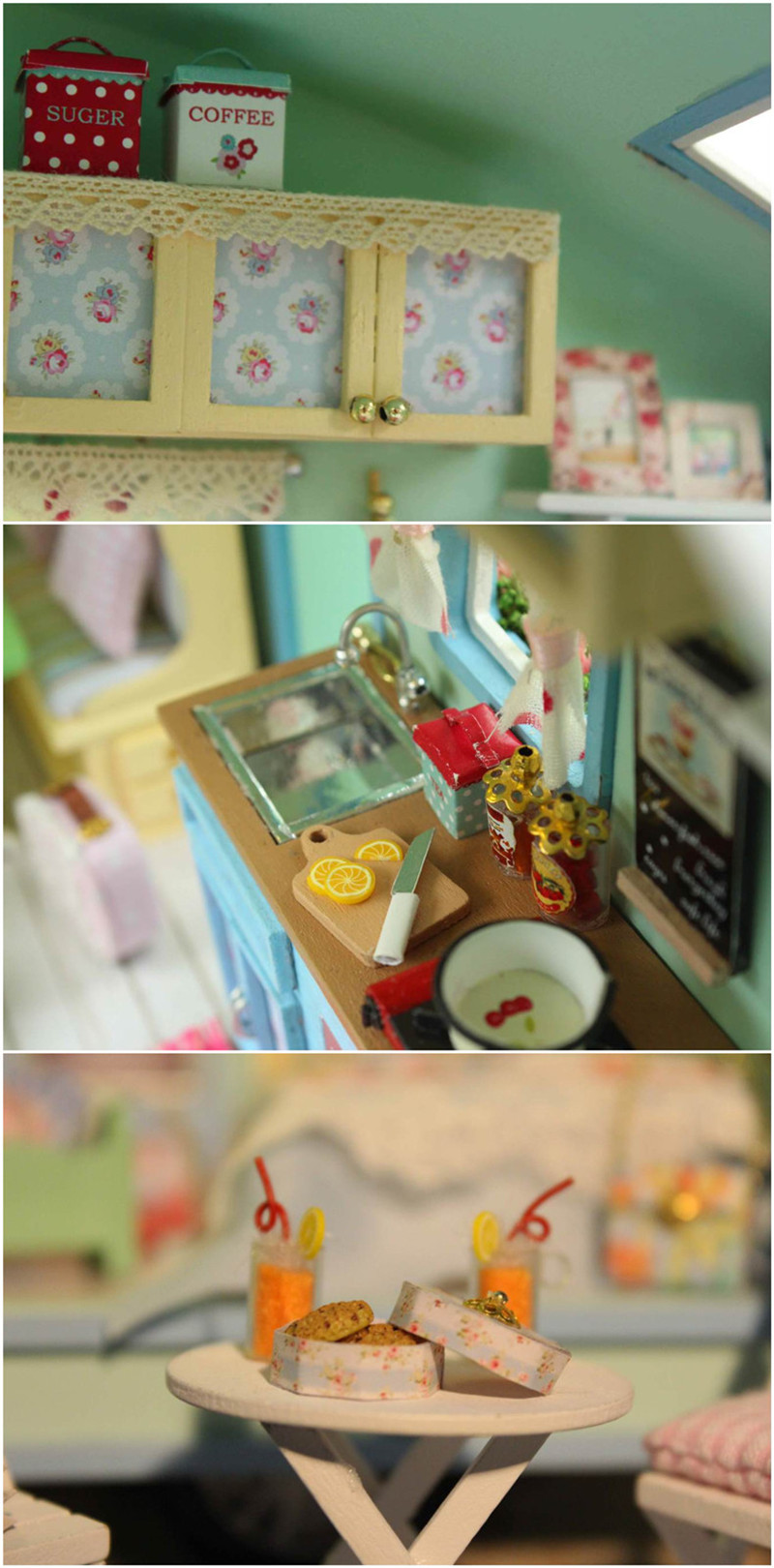 HTB1 vgENVzqK1RjSZFoq6zfcXXaP - Robotime - DIY Models, DIY Miniature Houses, 3d Wooden Puzzle