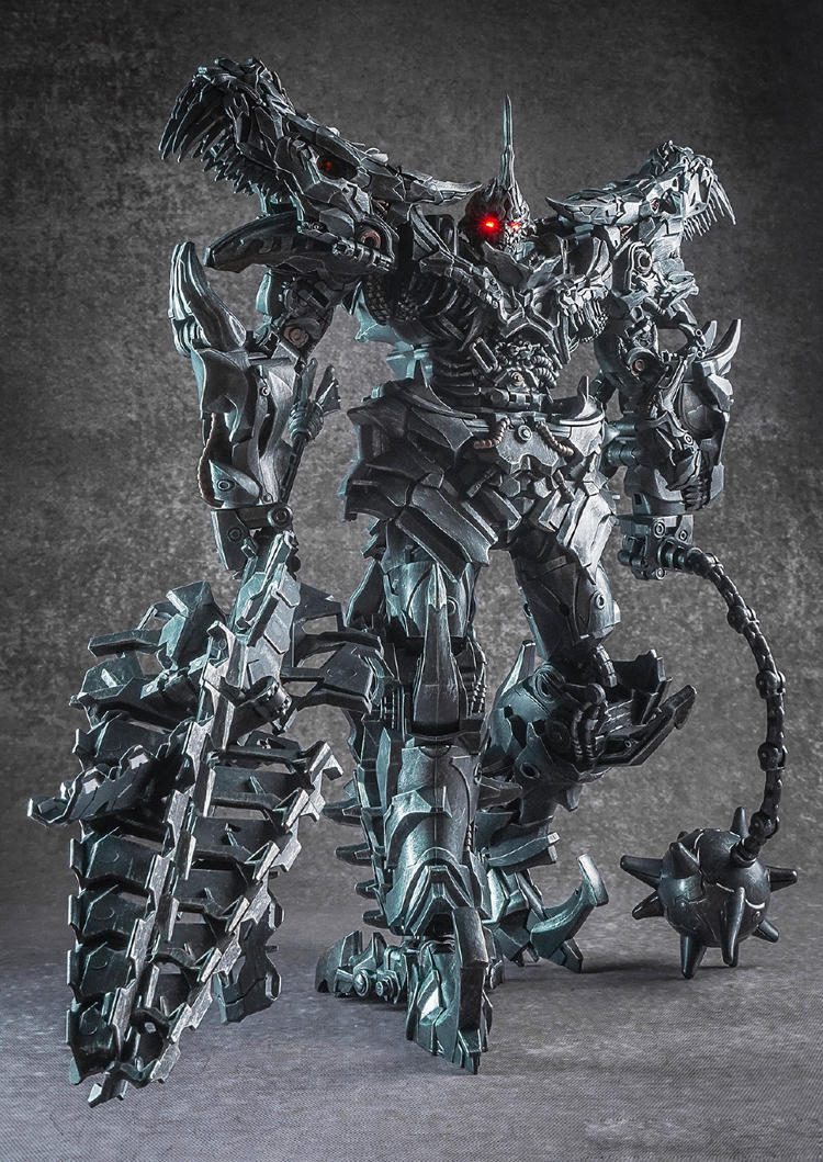 Transformation weijiang LS05 LS-05 SS07 Diecast Oversized 34cm tall Grimlock Figure toy-without original box