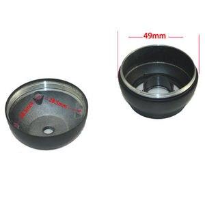 Image 4 - Güvenlik kamerası konut MINI CCTV vandalizme dayanıklı dom kamera Metal konut için 32x32MM CCD/CMOS yonga seti
