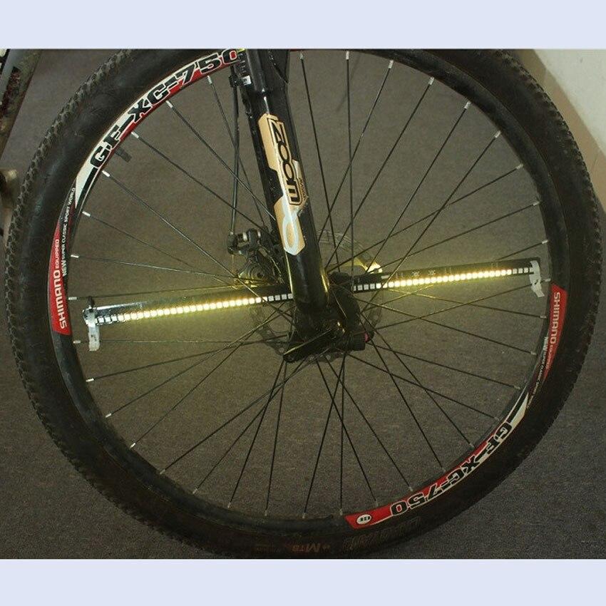 Fiets spaken lichten bike wiel lamp fietsen oplaadbare ...