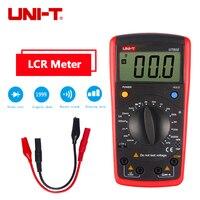 UNI T UT601 UT603 Inductance Capacitance Meters Resistance Capacitance Tester Ohmmeters UT603 Capacitance Inductance Meter