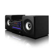 NEW With Bluetooth DVD/CD/MP3 Player Independent reverberation HIFI For Russia Free Shipping