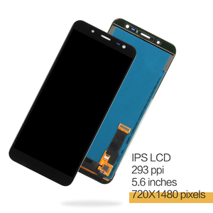 Image 2 - Pantalla LCD de 5,6 pulgadas para Samsung Galaxy J6 2018, J600, SM j600F, J600g, J600fn/ds, pantalla táctil, piezas de repuesto para sensori