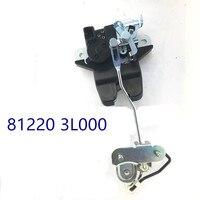 Montagem traseira genuína do fechamento da mala para hyundai azera 2009 2011 81220 3l000 812203l000|Capa de proteção para fechadura|Automóveis e motos -