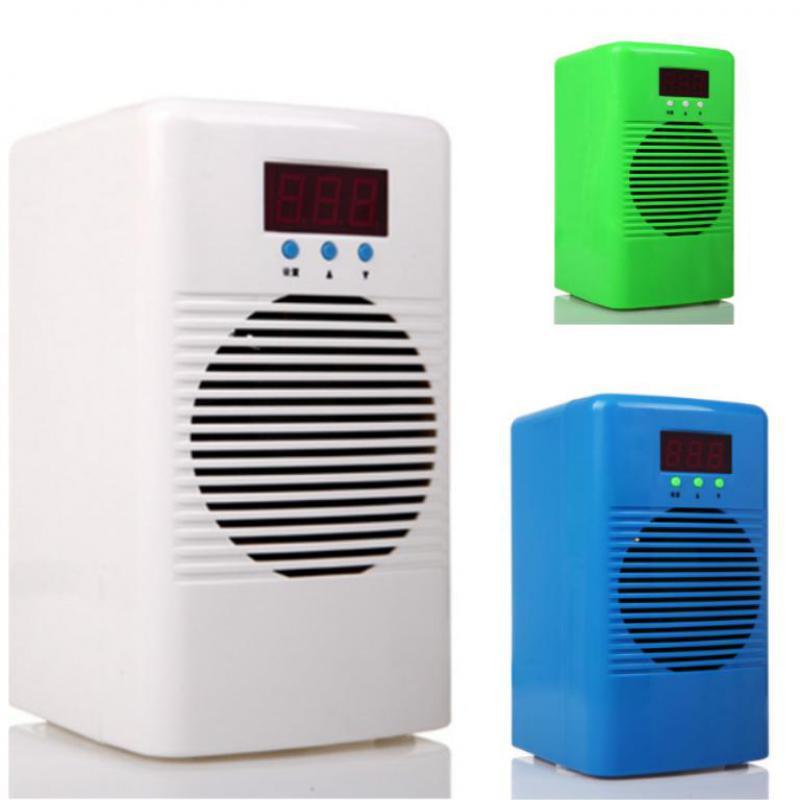 100 W 110 240 v Aquarium Water Chiller Warmer & Cooler Temperatuur Conditioner Voor Aquarium Koraalrif Garnalen Tank Hieronder 30L - 3