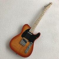39 inch paulownia wood VS split single layer edging TELE electric guitar