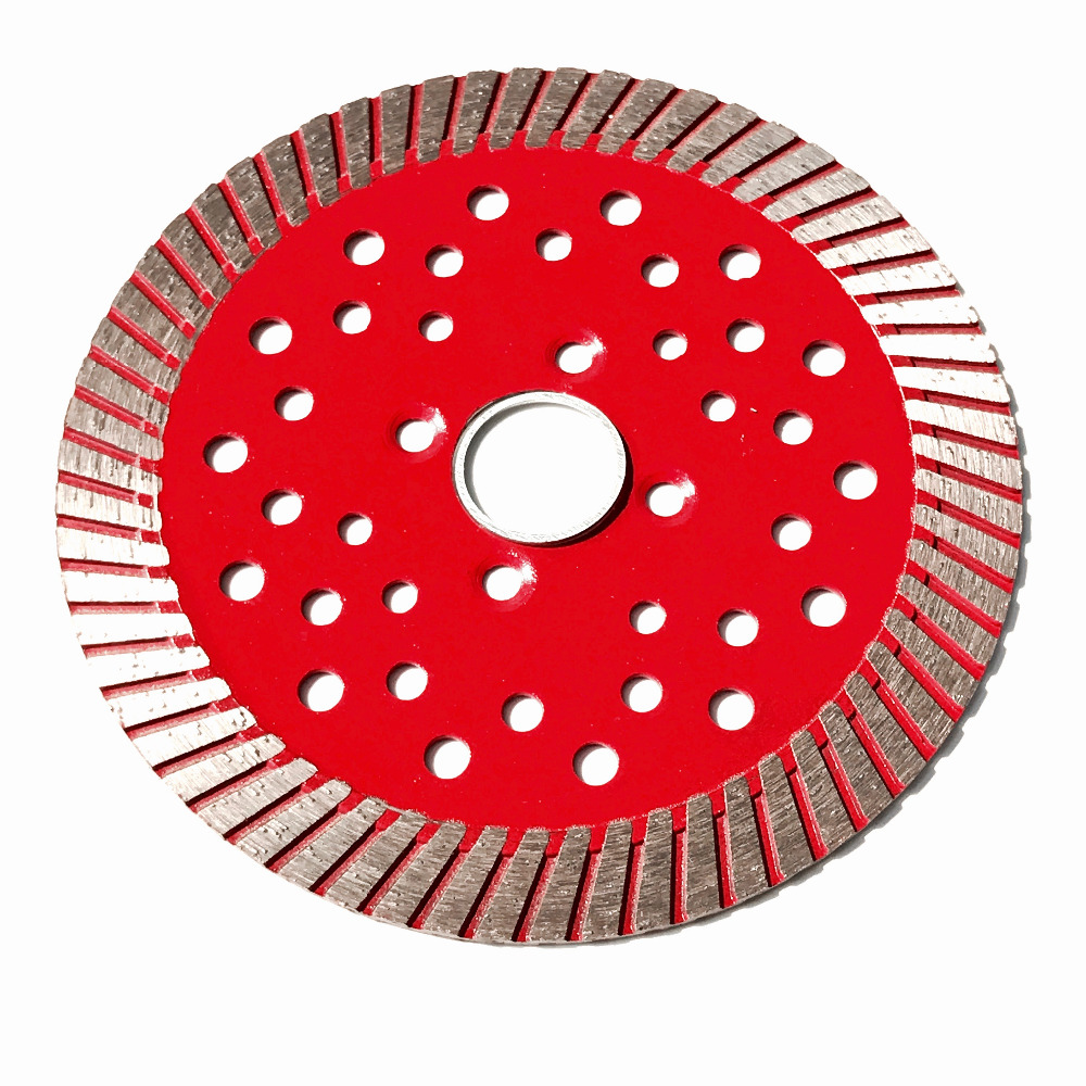 Free Shipping Of 10PCS High Quality 125*22.23*12mm Hot Press Diamond Saw Blades For Marble/granite/tile/cutting Free Shipping