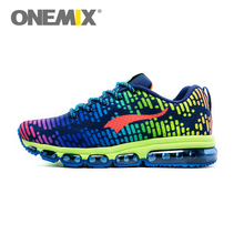 ONEMIX 2017 New Cheap Mens Running Shoes Rhythm Series Breathable Mesh Sneakers Athletic Shoes Zapatillas Deportivas Free Ship