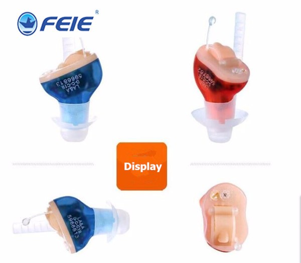 Portable Small Hearing Aid Program Device Ear Care S-10B Medical Instruments hearing aids for hearing impaired people an incremental graft parsing based program development environment