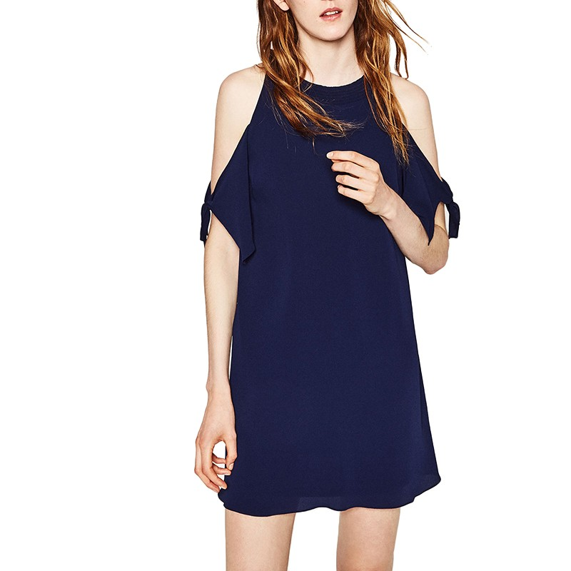 Compare Prices on Plain Blue Dress- Online Shopping/Buy Low Price ...
