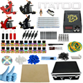 ITATOO Pens Tattoo Kit Cheap Tattoo Machine Set Kit Tattooing Ink Machine Gun Supplies For Jewelry Weapon Professional TK1000003