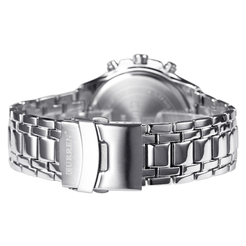 New SALE CURREN Watches Men quartz Top Brand Analog Military male Watches Men Sports army Watch Waterproof Relogio Masculino Multan