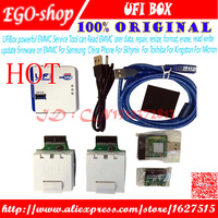 UFiBox Powerful EMMC Service Tool Can Read EMMC User Data Repair Resize Format Erase Read Write
