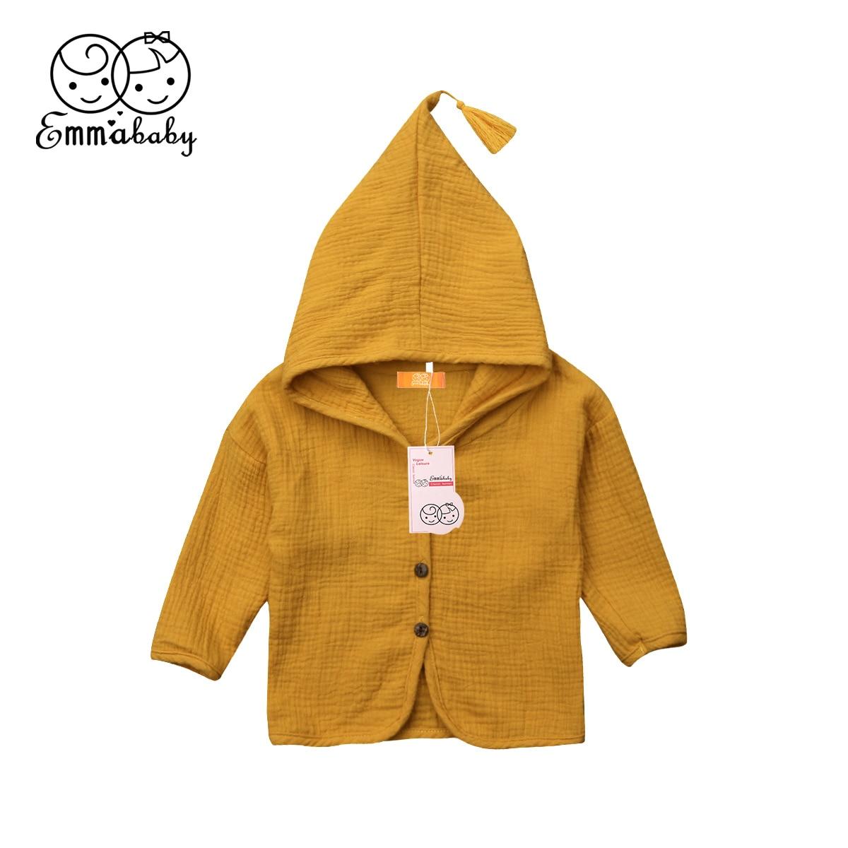 ef9315b7093 2017 Brand New Toddler Infant Kid Baby Boy Girl Jacket Coats Children Warm  Winter Outerwear Kids Best Friend Match Clothes 6M-5T