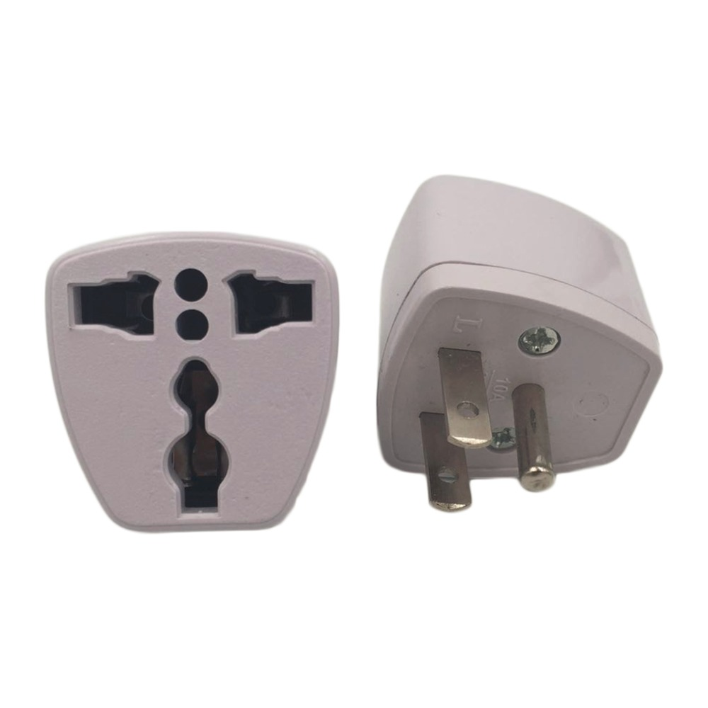 Travel Adapter Eu To Uk Us 1 18 27 Off New Au Uk Eu To Us Ac Power Plug Adapter Travel Converter Hot Selling In Electrical Plug From Consumer Electronics On Aliexpress