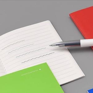 Image 5 - 2019 xiaomi kaco 4 in 1 easy 4 funtions 펜 다기능 펜 0.5mm 블랙 블루 레드 그린 리필 젤 펜 사무실 학생용