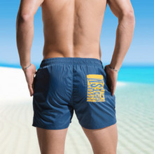 DESMIIT kratke hlače Men Swim Shorts Quick Dry Thin Beach Plivanje Trunk Boardshorts Man Bermuda Surf Shorts Kupaći kostimi Mesh Liner