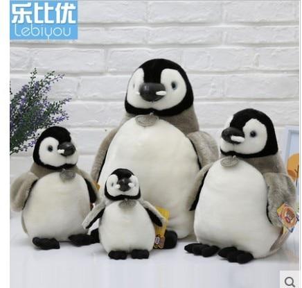 2016 Free Shipping Plush Penguin Doll Happy Feet Emperor Penguin