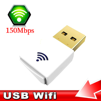 Mini PC WiFi Adapter High Speed 600Mbps USB Wireless Adapter Dongle Dual Band 802 11n G