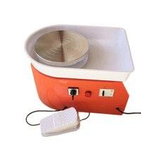 PotteryMachine электрический гончарный круг DIY инструмент для работы с глиной