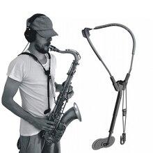 Có Thể Điều Chỉnh Alto Tenor Saxophone Phụ Kiện Cổ Dây Đeo Vai Dây Âm Nhạc Phần Sax Dây Đeo Hoặc Sax Dây Chuyển
