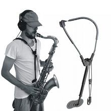 Saxofone tenor alto ajustável acessórios pescoço alça de ombro cinto peças musicais sax cinta ou sax chicote de fios transferências