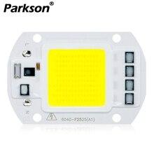 LED COB Lamp 10W 20W 30W 50W Real AC 220V 230V IP65 Smart IC DIY LED Bulb Flood Light Spotlight For Projectors Driver Light