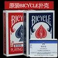 Original Bicycle Poker 1 pcs Blue or Red Bicycle Magic Regular Playing Cards Rider Back Standard Decks Magic Trick Free Shipping