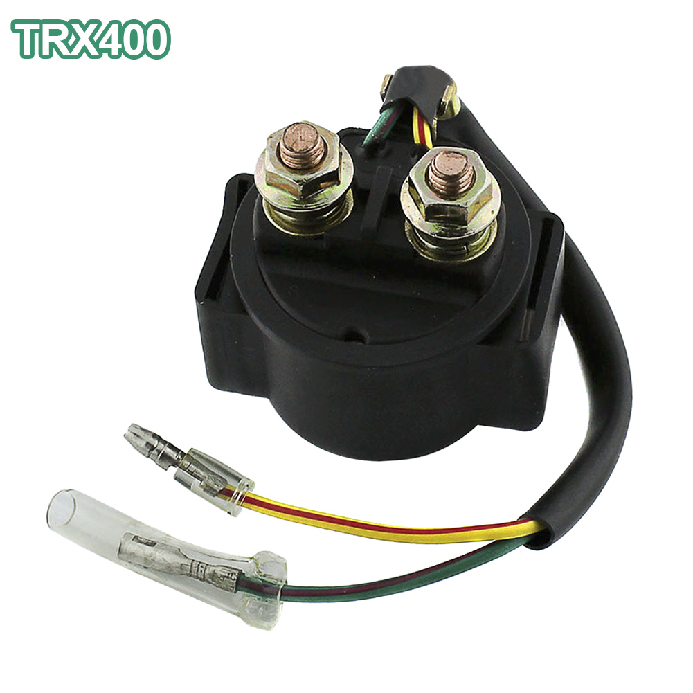 Auto Starter Relay Solenoid Fits for Honda TRX400EX TRX 400 EX FOURTRAX  1999 2004 ATV CSL2017-in Car Switches & Relays from Automobiles &  Motorcycles on ...