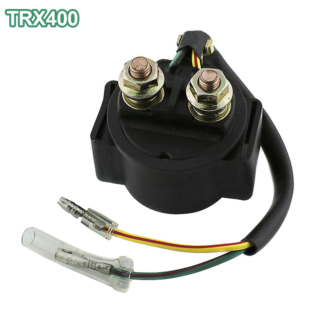 auto starter relay solenoid fits for honda trx400ex trx 400 ex fourtrax  1999-2004 atv