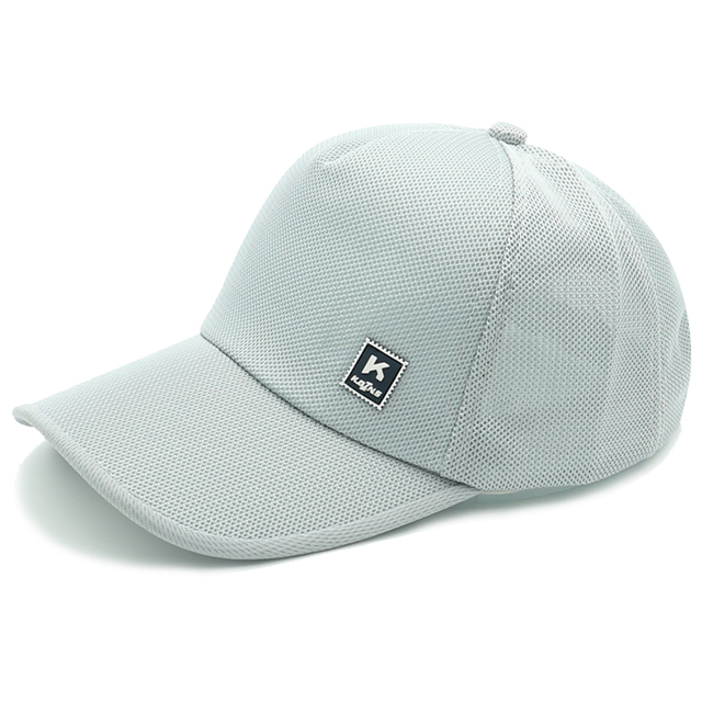 summer breath net hat korean cap cap mens baseball hat summer sun cap outdoor sun cap