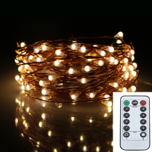 6m 120led 8modes copper wire 6aa battery operated chrismas string 6m 120led 8modes copper wire 6aa battery operated chrismas string lights outdoor led fairy lights decoration aloadofball Image collections