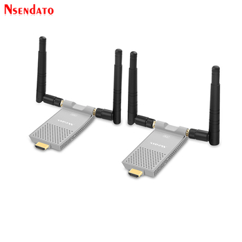 Measy Air Prime 200M/656FT 5.8GHz Wireless WIFI HDMI Audio Video Extender Transmitter Sender Receiver Kit With IR Loop Out
