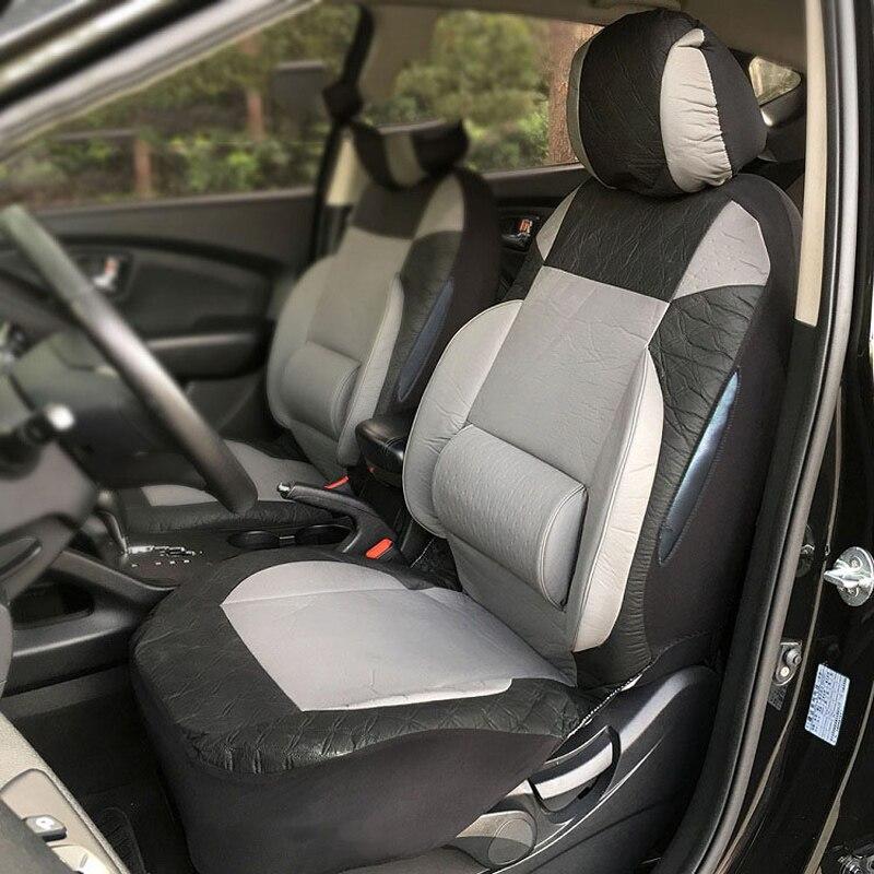 Couverture de siège de voiture sièges cas pour renault kangoo kaptur koleos laguna 2 latitude logan, saab 93 95 de 2018 2017 2016 2015