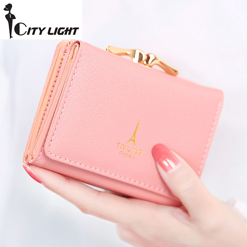 Terry Ann new purse female brief paragraph, Japan and South Korea bills contracted zero wallets students small purse wallet plan