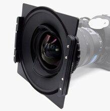 Soporte de aluminio para filtro cuadrado de 150mm, soporte de soporte para Tamron 15 30mm f/2,8 Compatible con Lee Haida Hitech 150 series Filter