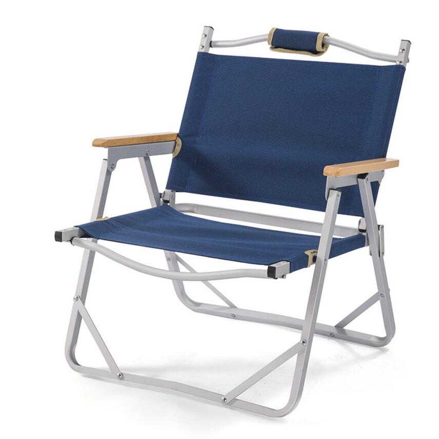 Sufeile outdoor aluminum folding beach chair aluminum for Best folding chairs outdoor