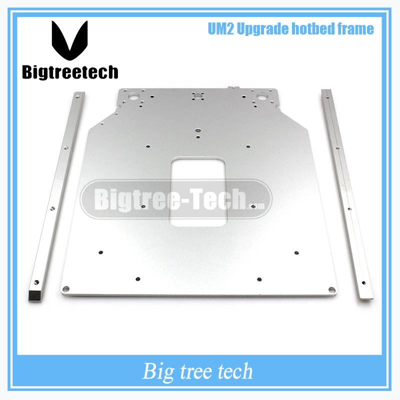 UM2 3D printer Ultimaker2 upgrade section dedicated hot sand bed board stand for 3d printer part