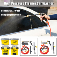 Autoleader Portable High Pressure Auto Car Electric Car Washer Self Help Car Wash Pump Four Capacity Selectable Car Washer Tool
