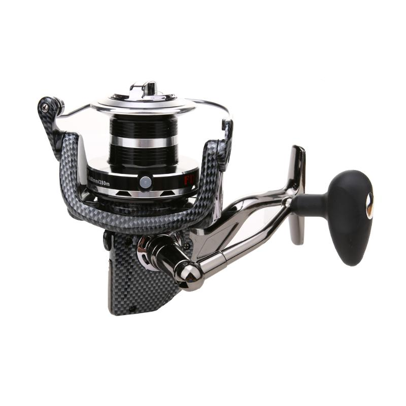 9000 size full metal spool Jigging trolling long shot casting for carp and salt water surf spinning big sea fishing reel yumoshi 10000 size metal spool jigging trolling long shot casting for carp and salt water surf spinning big sea fishing reel