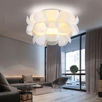 Гостиная светодио дный светодиодный потолочный светильник ресторан люстра сочетание современный минималистский Творческий свет роскошн
