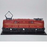 אטלס 1: 87 כיתה GG1 4910 (1941) פנסילבניה דגם של קטר רכבת מתנת צעצוע