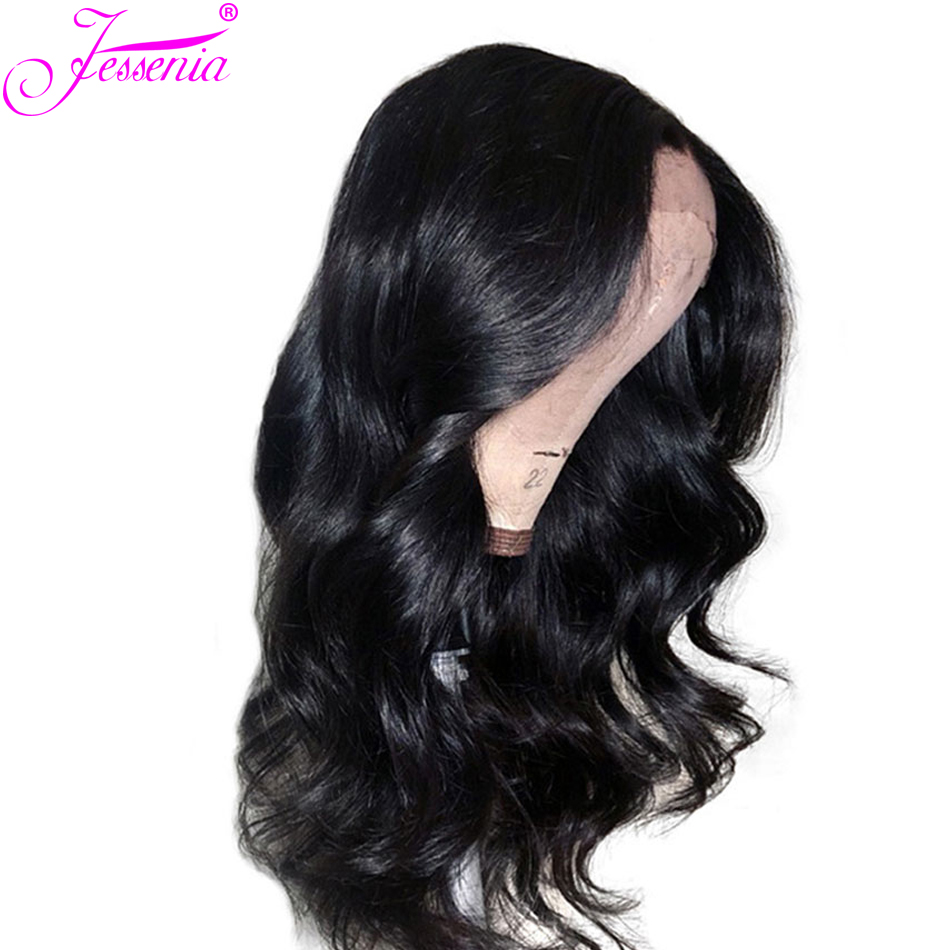 150 Density Body Wave Wigs For Black Women Remy Glueless 13*4 Lace Front Human Hair Wigs Brazilian Hair Preplucked Lace Wigs