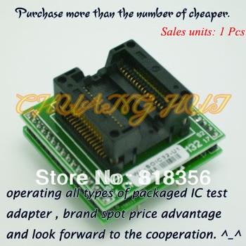 WL-SOIC32-U1 Adapter for Wellon Programmer Adapter SOP32/SOIC32/SO32 Adapter IC Test Socket/IC Socket (width 14.2mm) wl pl44 u1 adapter for wellon programmer adapter plcc44 adapter ic test socket ic socket