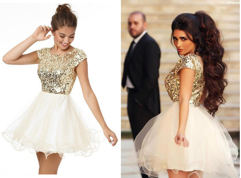 Online Get Cheap Gold Prom Dresses under 100 -Aliexpress.com ...